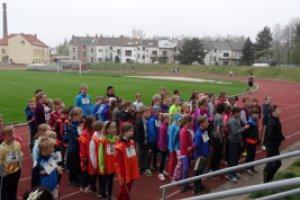 Štafetový pohár v Jihlavě